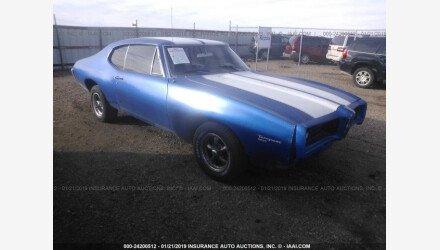 1968 Pontiac Tempest for sale 101102345