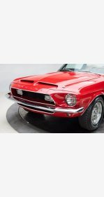 1968 Shelby GT350 for sale 101385201