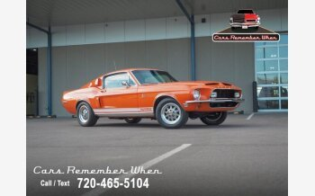 1968 Shelby GT500 for sale 101319102