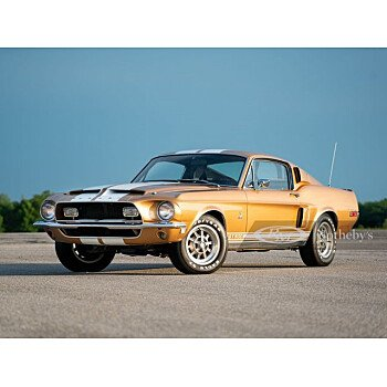 1968 Shelby GT500 for sale 101350134
