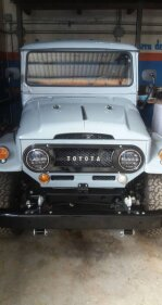 1968 Toyota Land Cruiser for sale 101365485