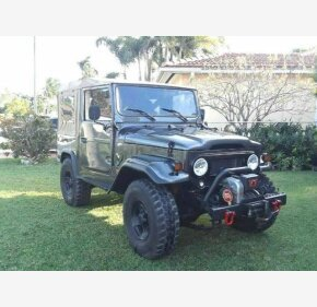 1968 Toyota Land Cruiser for sale 101463146