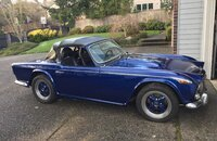 1968 Triumph TR4A for sale 101107508
