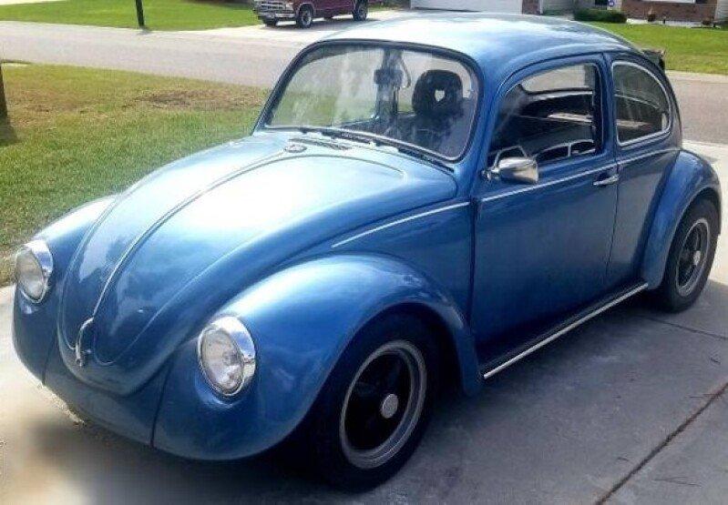1968 Volkswagen Beetle Classics For Sale Classics On Autotrader