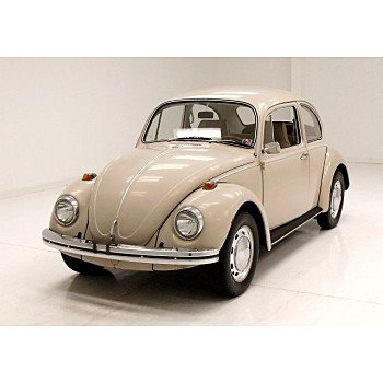 1968 Volkswagen Beetle Coupe for sale 101229707
