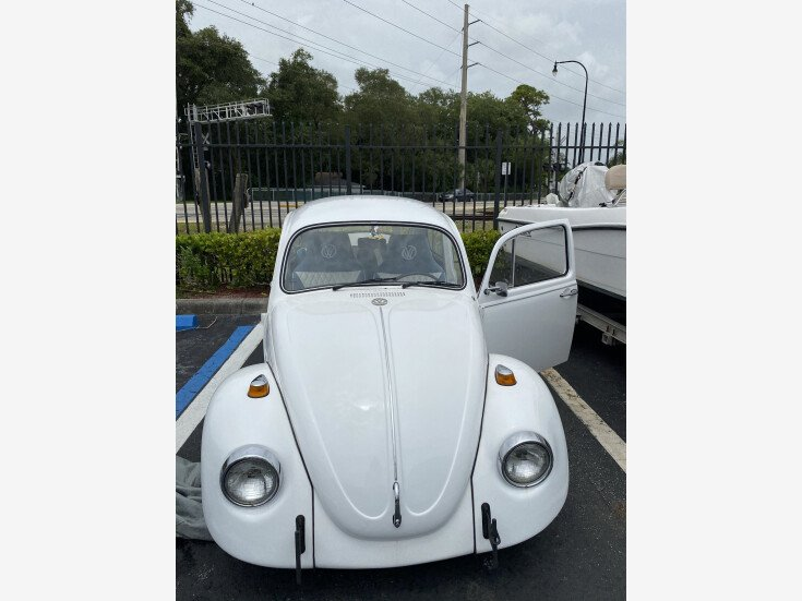 1968 Volkswagen Beetle Coupe for sale 101591341