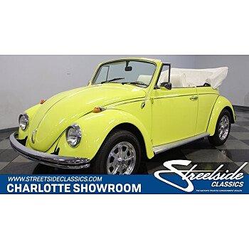 1968 Volkswagen Beetle Convertible for sale 101604921