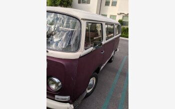 1968 Volkswagen Vans for sale 101186406