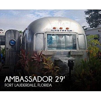 1969 Airstream Ambassador for sale 300215205