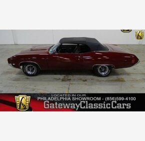 Buick Muscle Cars And Pony Cars For Sale Classics On Autotrader