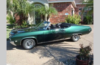 1969 Buick Skylark Convertible for sale 101257227