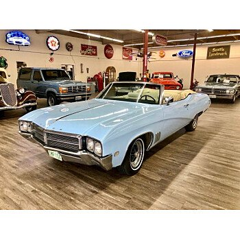 1969 Buick Skylark Convertible for sale 101310501