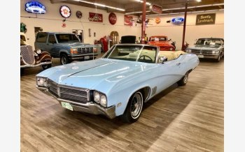 1969 Buick Skylark Convertible for sale 101310501