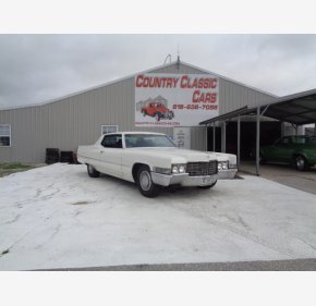 1969 Cadillac Calais for sale 101344892
