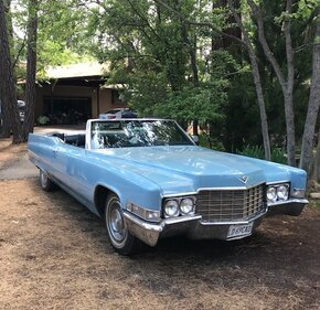 1969 Cadillac De Ville Sedan for sale 100996699