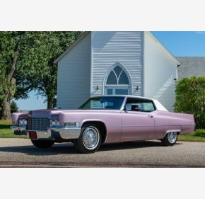 1969 Cadillac De Ville for sale 101039106