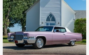 1969 Cadillac De Ville
