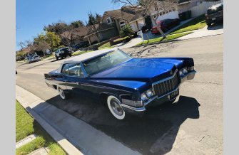 1969 Cadillac De Ville for sale 101053113
