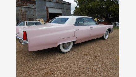1969 Cadillac De Ville for sale 101063234