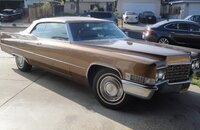 1969 Cadillac De Ville Coupe for sale 101084706