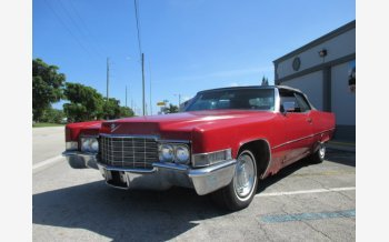 1969 Cadillac De Ville for sale 101370578