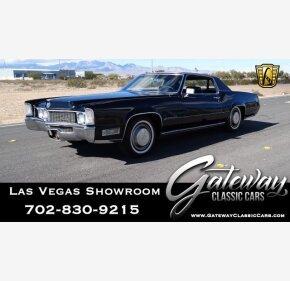 1969 Cadillac Eldorado for sale 101092812