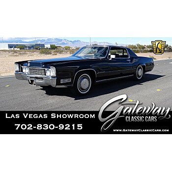 1969 Cadillac Eldorado for sale 101092812