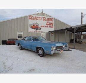 1969 Cadillac Eldorado for sale 101263932