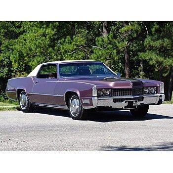 1969 Cadillac Eldorado for sale 101603232