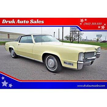 1969 Cadillac Eldorado for sale 101625274