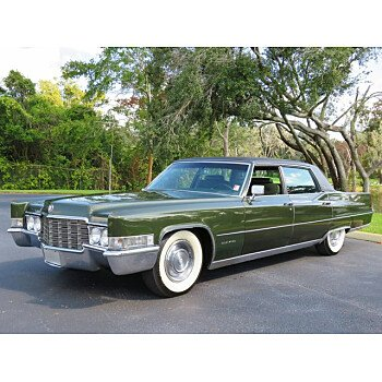 1969 Cadillac Fleetwood for sale 101388315