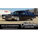 1969 Cadillac Fleetwood for sale 101494865