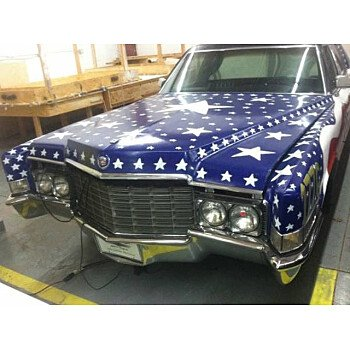 1969 Cadillac Fleetwood for sale 101573438