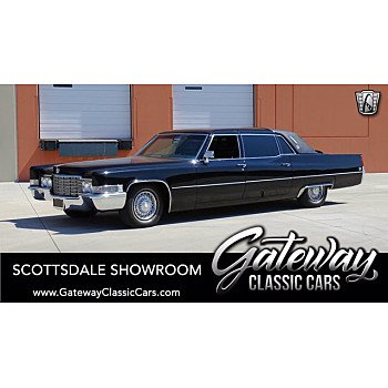 1969 Cadillac Fleetwood for sale 101589815