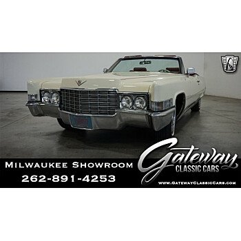 1969 Cadillac Other Cadillac Models for sale 101202742