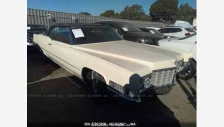 1969 Cadillac Other Cadillac Models for sale 101266846