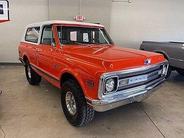 1969 Chevrolet Blazer for sale 101451484