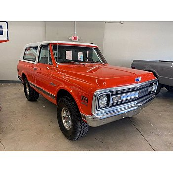 1969 Chevrolet Blazer for sale 101451484