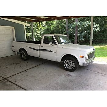 1969 Chevrolet C/K Truck for sale 100915057