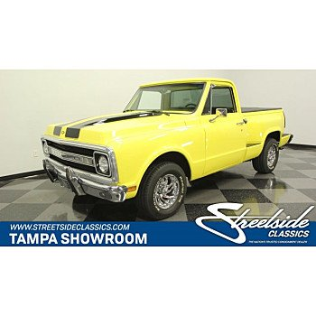 1969 Chevrolet C/K Truck for sale 101025755