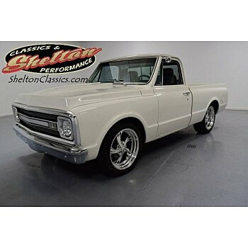 1969 Chevrolet C/K Truck for sale 101104107