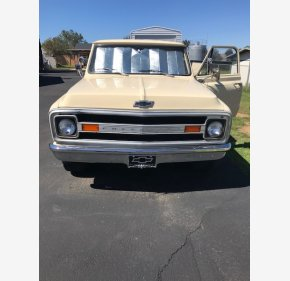 1969 Chevrolet C/K Truck 2WD Regular Cab 3500 for sale 101123940