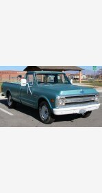 1969 Chevrolet C/K Truck 2WD Regular Cab 2500 for sale 101184954