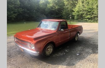 1969 Chevrolet C/K Truck Custom Deluxe for sale 101232887