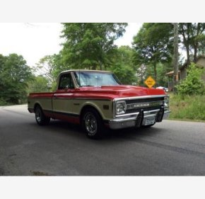 1969 Chevrolet C/K Truck for sale 100841284