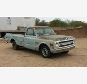 1969 Chevrolet C/K Truck for sale 100841495