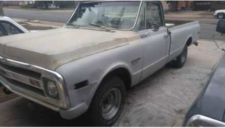1969 Chevrolet C/K Truck for sale 100874307