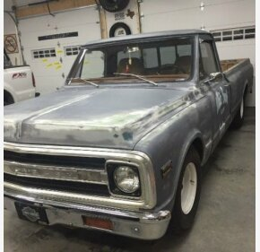 1969 Chevrolet C/K Truck for sale 100943064