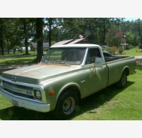 1969 Chevrolet C/K Truck for sale 100944503