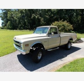 1969 Chevrolet C/K Truck for sale 100992491